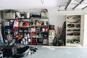 Have a garage that's leaving you more stressed out rather than being able to enjoy it? That was us, my friends