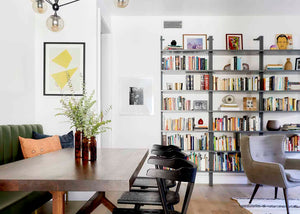 Whether you are a maximalist, minimalist, book lover, or styling master, the right type of shelving can make all the difference in a space