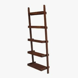 Enjoyable Corner Ladder Shelf