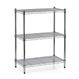 Furinno 3-Tier Wire Shelving WS15001