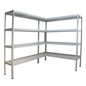 Bulky Solutions Boltless 4 Tier Shelf Unit (910 * 305 * 1840 mm)