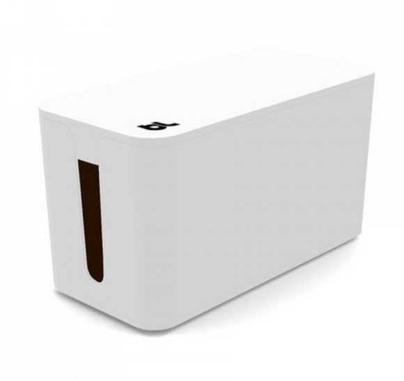 Bluelounge Cablebox Mini, White