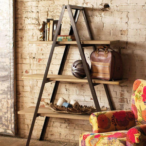 Folding Metal A Frame Shelving Unit