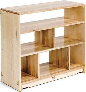 Open Back Shelf by Community Playthings