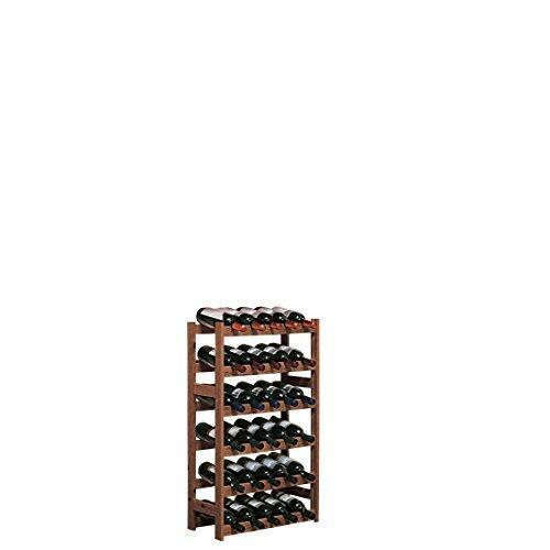 'Pine Wooden Wine Rack/Bottle Rack System