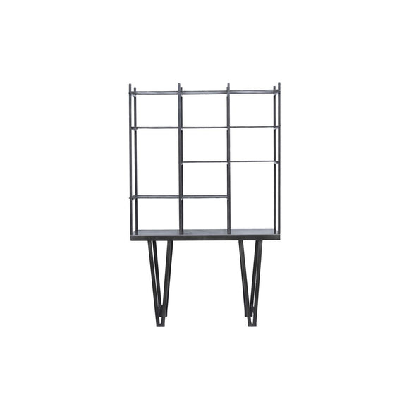 Shelving Unit - Rawi - Iron - 10 Compartments