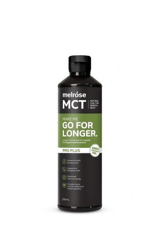 MCT Oil - Go For Longer
