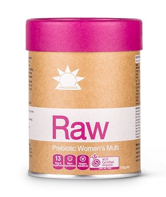 Raw - Prebiotic Women's Multi - 100g