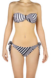 DJW BIKINI SET [LUXURY BANDEAU]