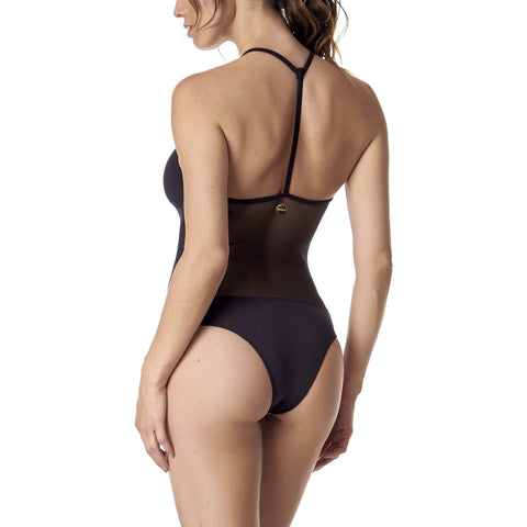 ACTIVE BODYSUIT [BLACK] - BD111.001