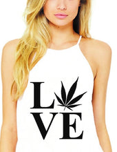 Load image into Gallery viewer, CannaLove Tank - think-hemp-chicks