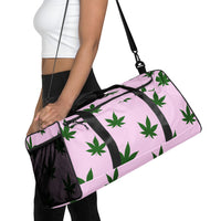 CannaPink Duffle bag - Think Hemp Chicks