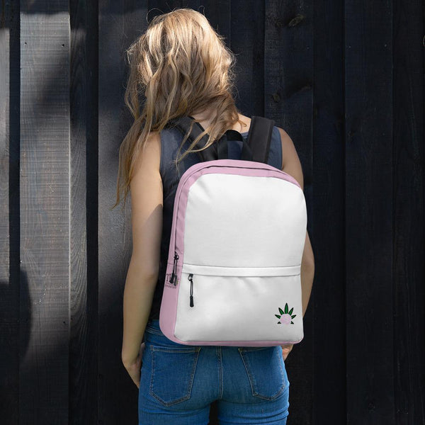 Think Hemp Chicks Backpack - Think Hemp Chicks