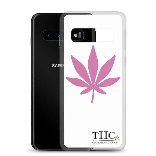 CannaPink Samsung Case
