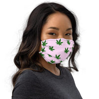 CannaPink Mask - Think Hemp Chicks