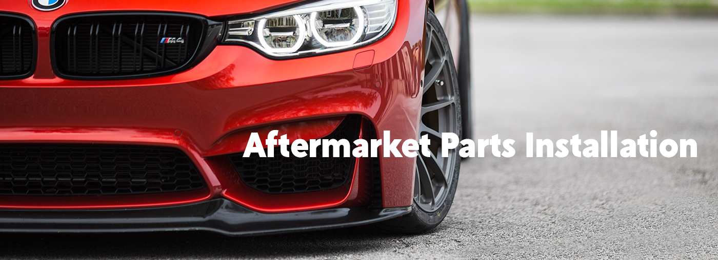 Aftermarket Parts Installation by PSI