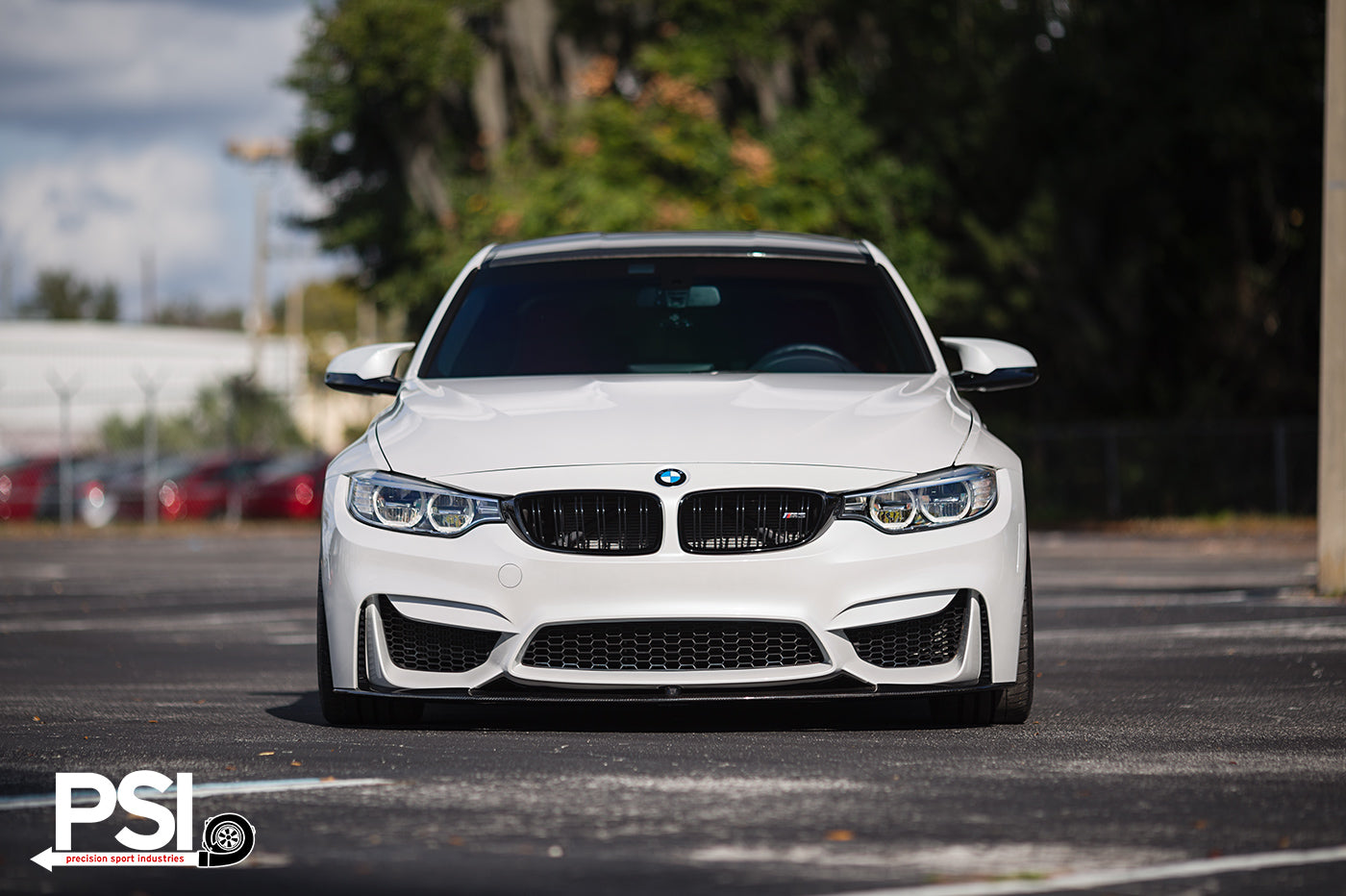 The Obsessed Garage F80 M3 by PSI