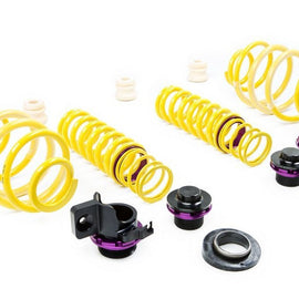 KW Suspensions F8X M3 / M4 Height Adjustable Spring Kit