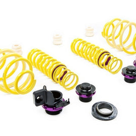 KW Suspension Height Adjustable Spring Kit Porsche 718 Boxster & 718 Cayman