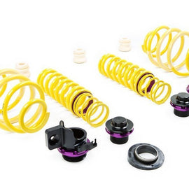 KW Suspension Height Adjustable Spring Kit BMW 1M Coupe (E82)