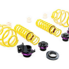 KW Suspension Height Adjustable Spring Kit Porsche Boxster / Cayman (981)