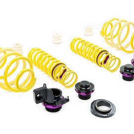 KW Suspension Height Adjustable Spring Kit Porsche 911 (991.2), Carrera 2/4, S & GTS, Coupe & Convertible; with PDCC (with OE lift system)