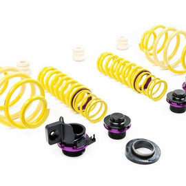 KW Suspension Height Adjustable Spring Kit BMW M3 (E93) Convertible