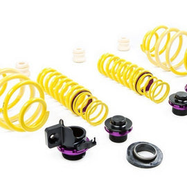 KW Suspension Height Adjustable Spring Kit BMW M6 (F12) Coupe + Convertible