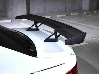 3D Design - Carbon Fiber Racing Wing - BMW F87 M2