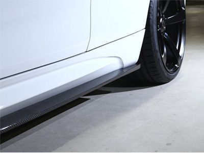 3D Design - Carbon Fiber Side Skirts - BMW F87 M2