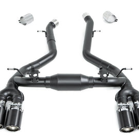 Eisenmann F87 M2 Competition Black Series Performance Exhaust - Race