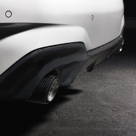 3D Design G20 3-Series M-Sport Carbon Rear Diffuser