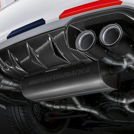 BMW M Performance F87 M2 Competition Exhaust System