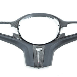 BMW M Performance F90 M5 Carbon Steering Wheel Trim