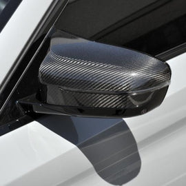 AutoTecknic F90 M5 - Dry Carbon Mirror Covers