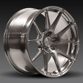 Forgeline GA1R one piece monoblock wheel set
