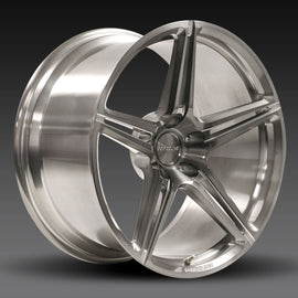 Forgeline SC1 one piece monoblock wheel set