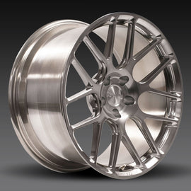 Forgeline SE1 one piece monoblock wheel set