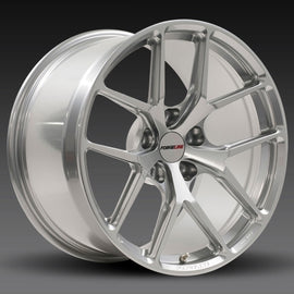 Forgeline VX1R one piece monoblock wheel set