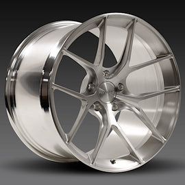 Forgeline VX1 one piece monoblock wheel set