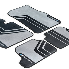 BMW M Performance F22 / F87 M2 Floor Mat Set