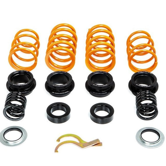 MSS F90 M5 Height Adjustable Spring Kit