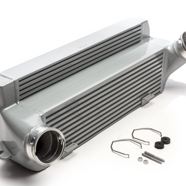 "N54 & N55 High Performance Intercooler for ""E-Chassis"" (Silver)"
