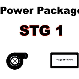 Stage 1 Power Package – F8X M2C, M3, M3C, M3CS, M4, M4C, M4CS| 585bhp / 561lb-ft fw tq