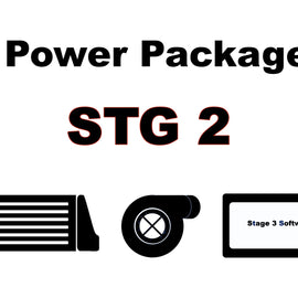 Stage 2 Power Package – F8X M2C, M3, M3C, M3CS, M4, M4C, M4CS | 613bhp / 618lb-ft fw tq
