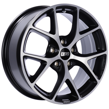BBS BMW F22 2-Series / F23 2-Series SR Wheel Set (18 - Inch Standard Fitment) (Front=Rear)