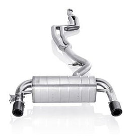 Akrapovic - Evolution Stainless Steel Exhaust System - BMW F30/F31 335i & F32 435i