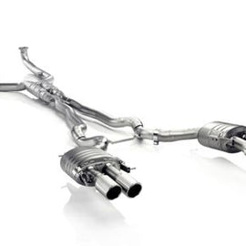 Akrapovic - Evolution Titanium Exhaust System - BMW F10 M5
