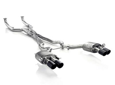 Akrapovic - Evolution Titanium Exhaust System - BMW F12/F13/F06 M6