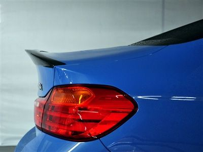 Autotecknic - Vacuumed Carbon Fiber Performante Trunk Spoiler - BMW F82 M4